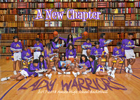 AMITE HIGH LADY WARRIORS 2017-2018