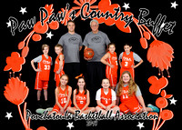 5X7 PAW PAWS COUNTRY BUFFET 9-11G TEAM