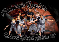 5x7 9-10B Ponchatoula Hoopsters TEAM