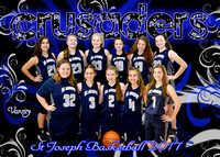 5x7 SJS Varsity Girls Basketball TEAM