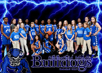 Springfield Middle GIRLS Basketball 2016