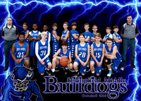 SPRINGFIELD MIDDLE BOYS BASKETBALL 2016